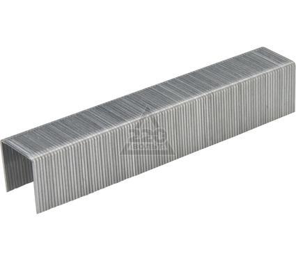 Скобы для степлера TOPEX 41E412