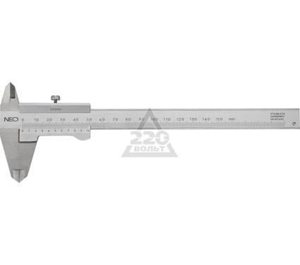 Штангенциркуль NEO 75-001