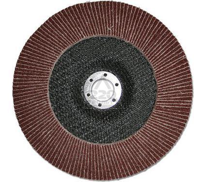 Круг Лепестковый Торцевой (КЛТ) HITACHI КЛТ 180 Х 22 Р 80 (№20)