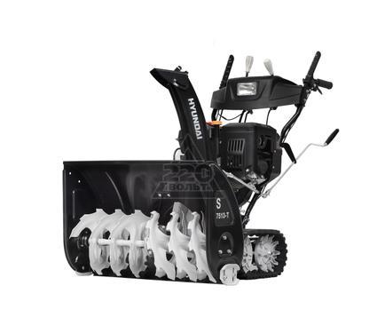 Бензиновый снегоуборщик HYUNDAI S 7513-T