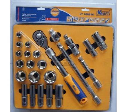 Набор инструментов KRAFT КТ 700616