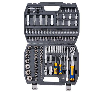 Набор инструментов универсальный KRAFT КТ 700680