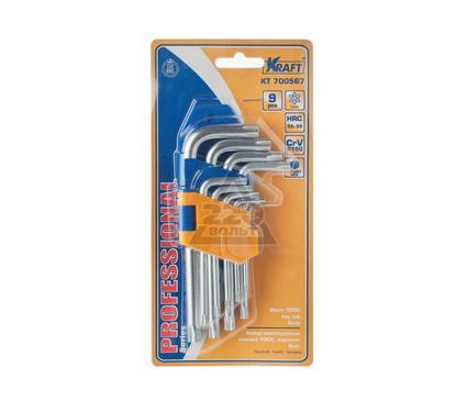 Набор ключей KRAFT КТ 700567