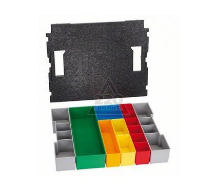 Контейнеры для хранения мелких деталей BOSCH L-BOXX 102 inset box set 13 pcs