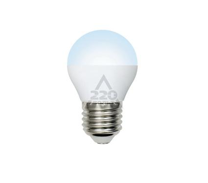 Лампа светодиодная VOLPE LED-G45-6W/NW/E27/FR/O