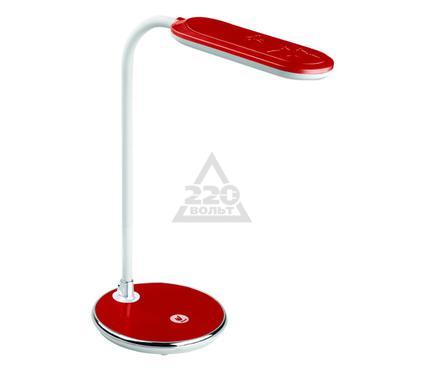 Лампа настольная VOLPE TLD-522 Red/LED/360Lm/6000K/Dimmer
