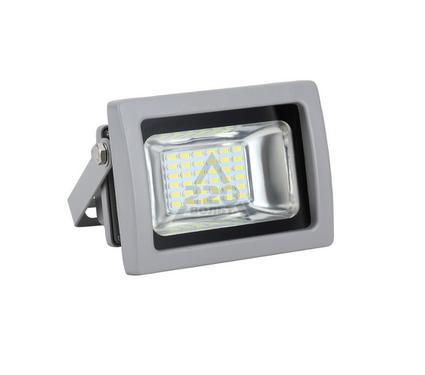 Прожектор светодиодный UNIEL ULF-S04-10W/RED IP65 85-265В GREY