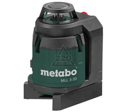 Уровень METABO MLL3-20