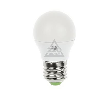 Лампа светодиодная ASD LED-ШАР-standard 5.0Вт 160-260В Е27 4000К