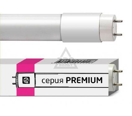 Лампа светодиодная ASD LED-T8R-PREMIUM 10Вт 160-260В G13 6500К