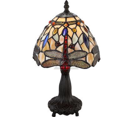 Лампа настольная GLOBO TIFFANY 17005T1