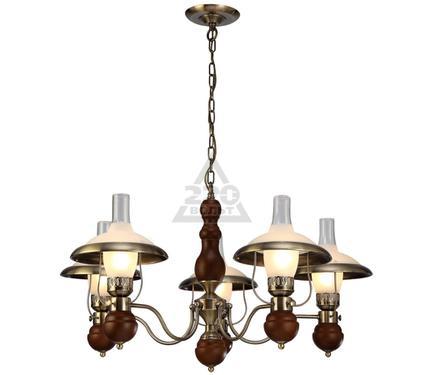 Люстра ARTE LAMP CAPANNA A4533LM-5AB