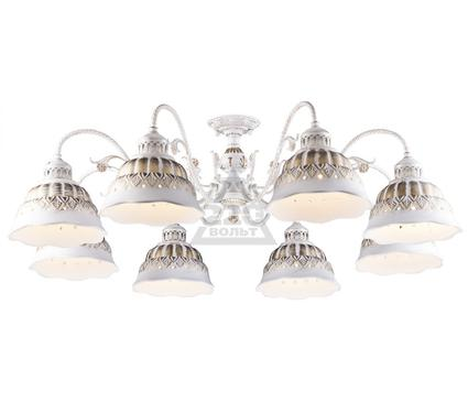 Люстра ARTE LAMP CHIESA A2814PL-8WG