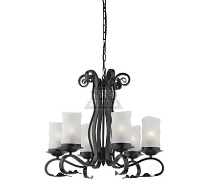 Люстра ARTE LAMP SCROLL A7915LM-6BK