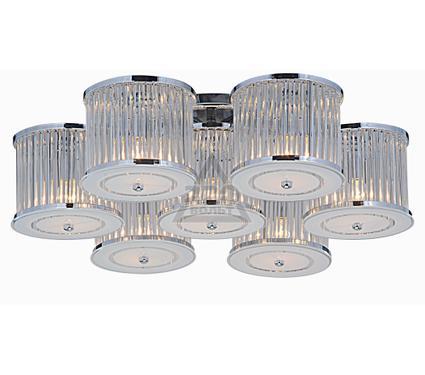 Люстра ARTE LAMP GLASSY A8240PL-7CC