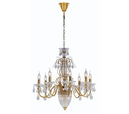 Люстра ARTE LAMP SCHELENBERG A4410LM-8-2SR