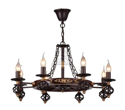Люстра ARTE LAMP CARTWHEEL A4550LM-8CK