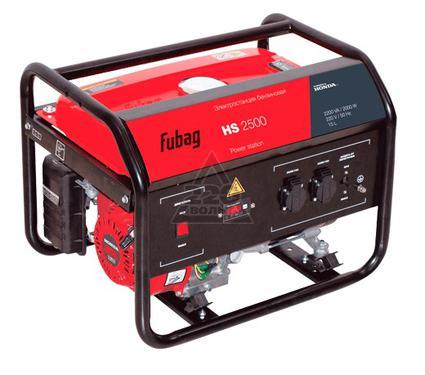 Бензиновый генератор FUBAG HS 2500 Honda