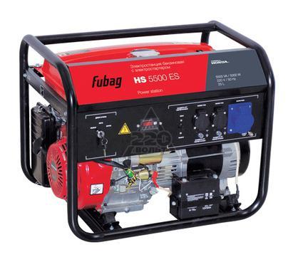Бензиновый генератор FUBAG HS 5500 ES Honda