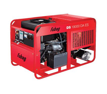 Дизельный генератор FUBAG DS 19000 DA ES