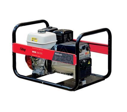 Сварочный бензиновый генератор FUBAG WHS 200 DC