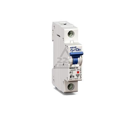 Выключатель КЭАЗ BM63-1C16-УХЛ3