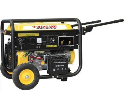 Сварочный бензиновый генератор MUSTANG CGW210E2