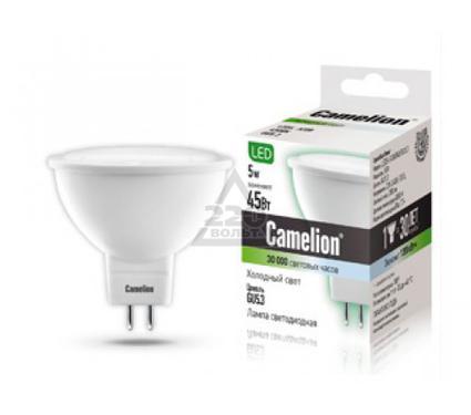 Лампа светодиодная CAMELION LED5-S108/845/GU5.3