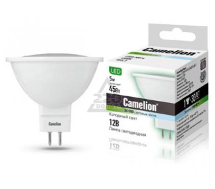 Лампа светодиодная CAMELION LED5-MR16/845/GU5.3