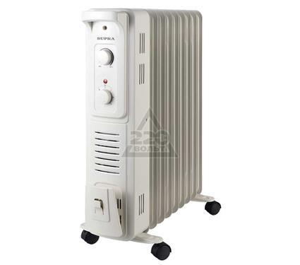 Радиатор SUPRA ORS-09F-SN white