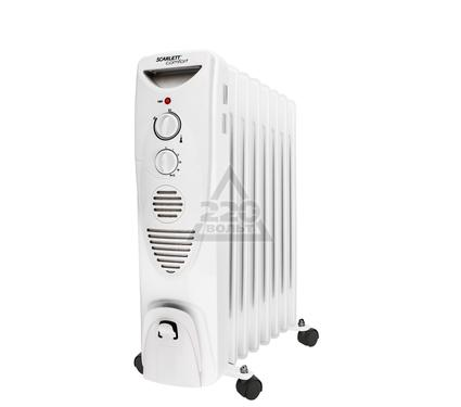 Радиатор SCARLETT SC-OH67F01-7