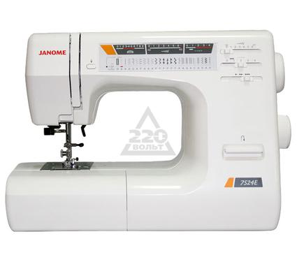 Швейная машинка JANOME 7524A