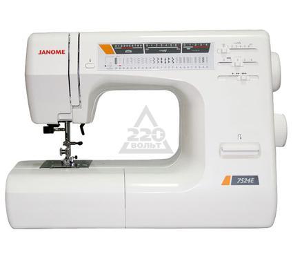 Швейная машинка JANOME 7524E