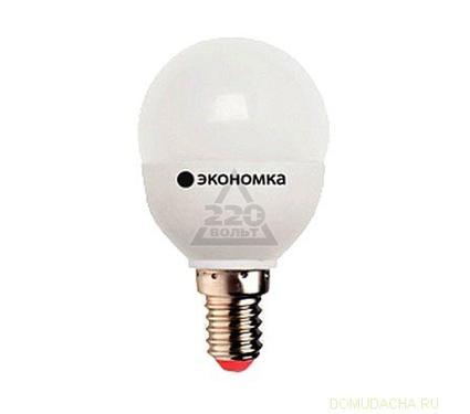Лампа светодиодная ЭКОНОМКА Космос Eco_LED3wGL45E2745