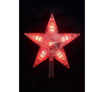 Светильник новогодний КОСМОС KOC STAR Red