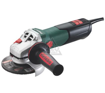 УШМ (болгарка) METABO WEVF 10-125 Quick Inox Set