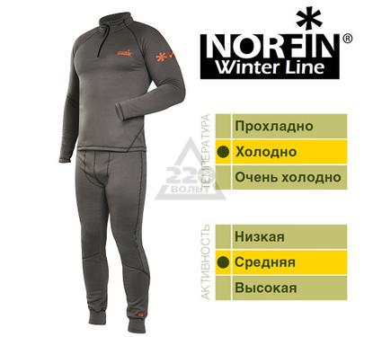 Костюм NORFIN WINTER LINE GRAY