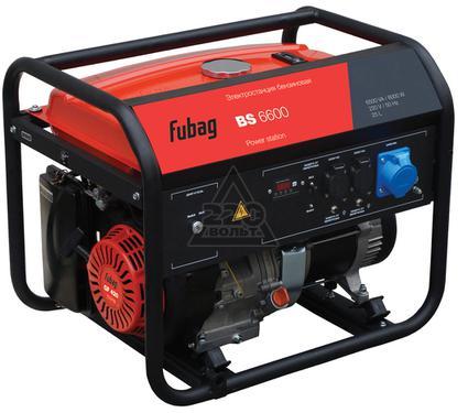 Бензиновый генератор FUBAG BS 6600 + SMART CABLE 320