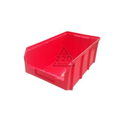 Ящик СТЕЛЛА V-3 красный