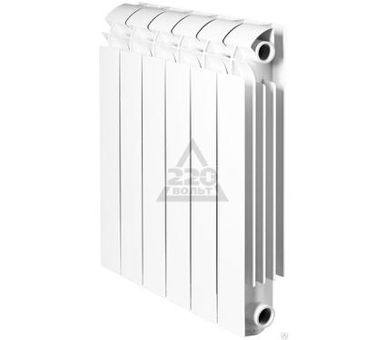 Радиатор алюминиевый GLOBAL VOX EXTRA 500 8