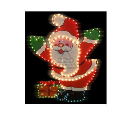 Фигура новогодняя SNOWHOUSE Дед Мороз с подарочной коробкой