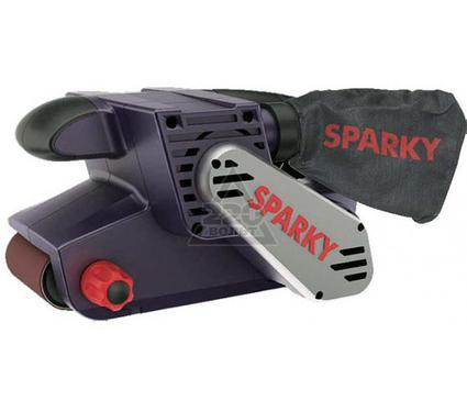 Машинка шлифовальная ленточная SPARKY MBS 976 E