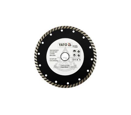 Круг алмазный YATO YT-6024