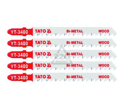 Набор пилок YATO YT-3400