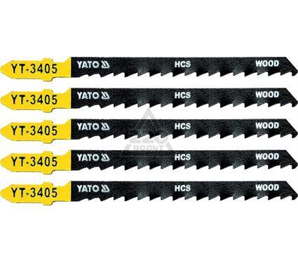 Набор пилок YATO YT-3405