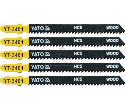 Набор пилок YATO YT-3401