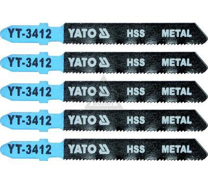 Набор пилок YATO YT-3412