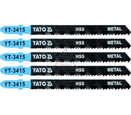Набор пилок YATO YT-3415