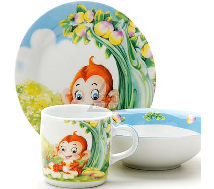 Набор посуды MAYER&BOCH 25601 ЗВЕРЁК