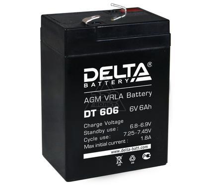 Аккумулятор для ИБП DELTA DT 606